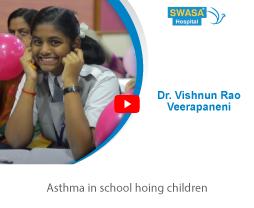 asthma in school going children